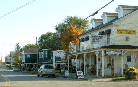 Newboro main street