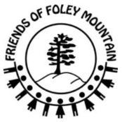 friends of foley mountain logo