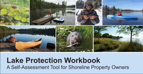 Lake Protection Workbook logo
