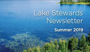 FOCA lake stewards news letter image