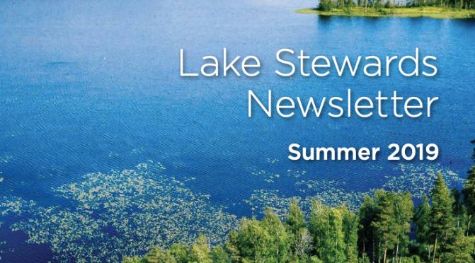 FOCA Lake Stewards Newsletter Summer 2019